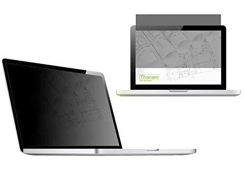 Thorani Laptop I Notebook Privacy Filter I Blickschutz Folie I Sichtschutzfolie & Anti-Spy - 14.0 Zoll 16:9 Bildschirme