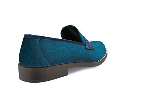 DIS - Uliassi – Mocassin Penny – Homme Multicolore