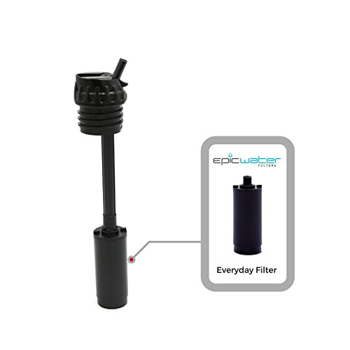31RPEvNSTdL. SS500  - Epic Water Filters EVERYDAY REPLACEMENT FILTER for Stainless Steel Bottle, Eco-Tritan Bottle, and The Answer