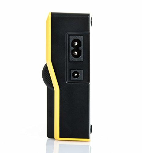 Bundlestar-LCD-Dual-Ladegert-fr-Akku-Sony-NP-FM50-NP-FM500H-NP-F550-NP-F750-NP-F960-NP-F970-NP-F990-NP-QM51-NP-QM71-NP-QM91