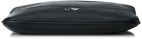 Armani Jeans  932526CC993, Sac pour homme à porter à l'épaule Noir (NERO 00020)