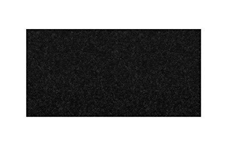 Rollo de moqueta adhesiva lisa de 70 x 140 cm