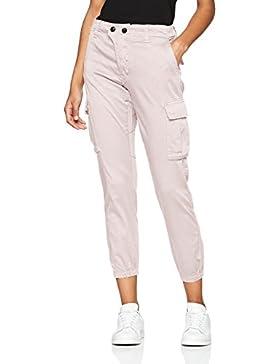 REPLAY Cargo-Pant, Pantalones para Mujer