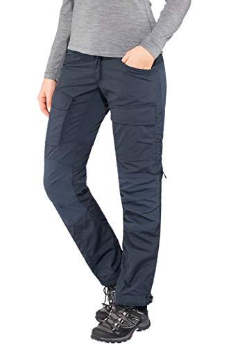 Lundhags Authentic II - Pantalon Long Femme - Regular Bleu 2018
