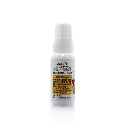 1x Maru Lube 10 Ml Silicone Oil for Puzzle Cube 3x3x3