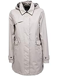 Herno 7846X Trench Donna Beige FOR Spring Jacket Woman