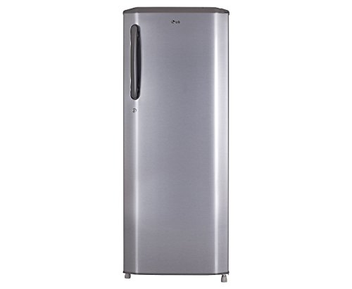Lg 270 L 5 Star Direct-cool Single Door Refrigerator (gl-b285bgsn (gs), Graphite Steel)