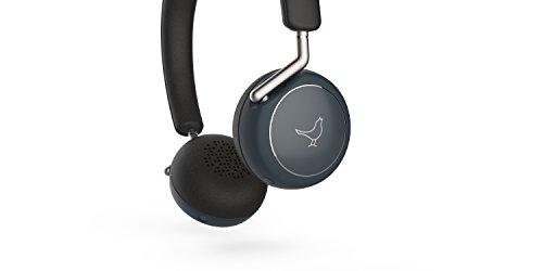 Libratone LP0030000EU5002 Q Adapt drahtloser Active Noice Cancelling On-Ear Kopfhörer (Bluetooth, 4-stufiges ANC, Touchbedienung) stormy schwarz - 3
