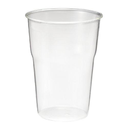Seletti – Bière et Verre à Cocktail, Verre, Transparent, 8,5 x 11,5 cm, Lot de 6