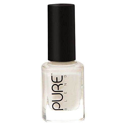 PURE BLEND Toxic Free Luxury Nail Polish - Noah\'s Ark - French white Crème - 9 ml