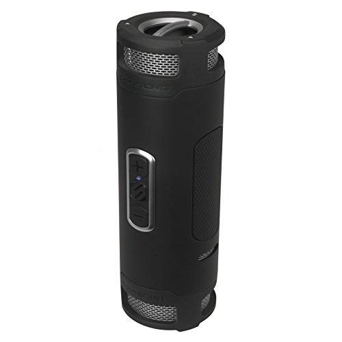 Scosche boomBOTTLE+ Rugged Waterproof Wireless Speaker (Black/Space Grey)
