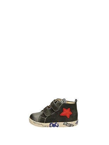 Naturino FALCOTTO1427VL Sneakers Strappo Bambino Piombo 19