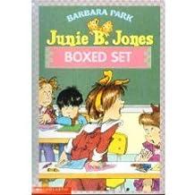 Junie B. Jones Boxed 1-8 book Set!