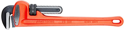 Armstrong 73-018 Pipe Wrench 18 by Armstrong