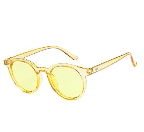 Volon Brille Retro Sonnenbrille Für Herren und Damen und Internet Berühmtheit photographieren...