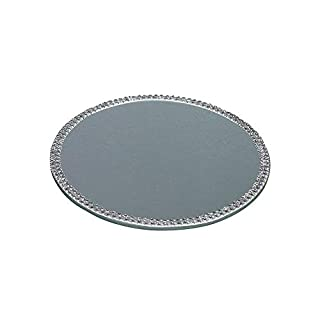 Jewelled Mirrored Display Plate