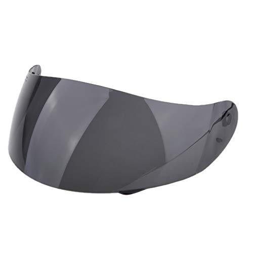 Visiera Casco Moto Protezione Raggi UV Per YOHE 993-2 Anti Nebb