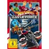Hot Wheels: Battle Force 5 - Staffel 01, Teil 01