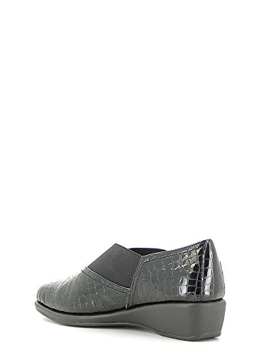 The FLEXX 1206/17 Mocassino Donna Pelle Ebony Black
