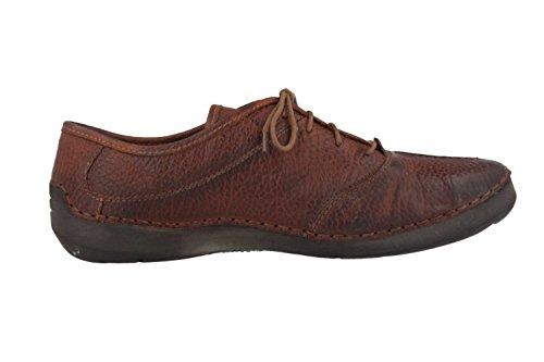 Josef Seibel  Fallon, Sneakers Basses femme Braun
