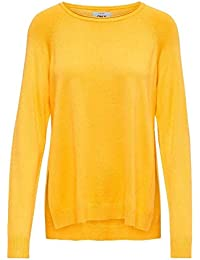 Only Jersey New Amarillo Mujer