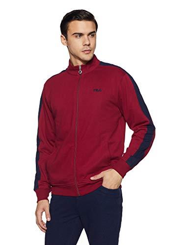 Fila Men's Sweatshirt (12006992_TBC Red_M)