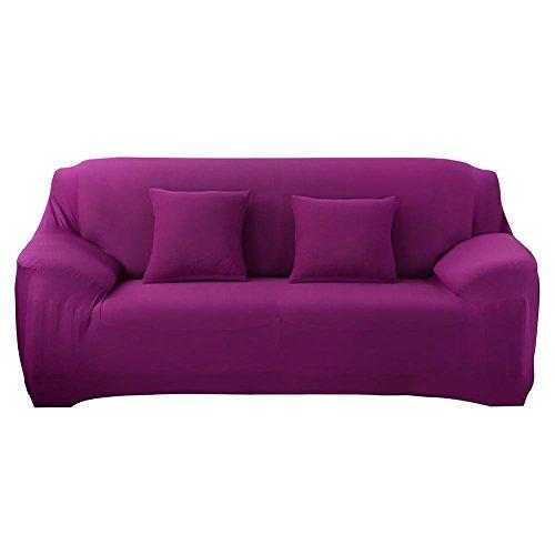 Funda elástica para sofá de Demiawaking, de tela de ...