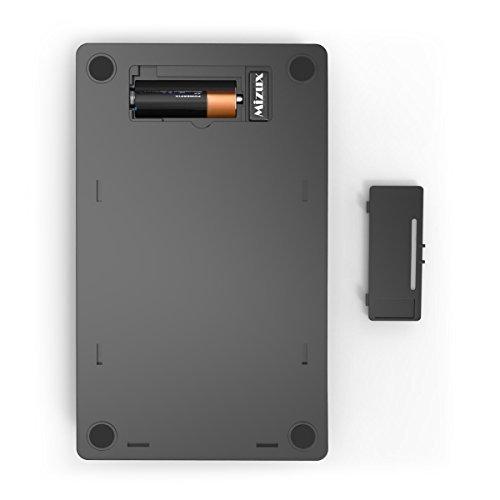 8a2823f2a8f 36% OFF on Mizux Mechanical Numeric Keypad Wireless USB Mini Numpad with  Nano Receiver (