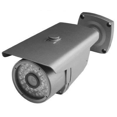 Zichen CZ HD-Überwachungskameras Verwenden Sie 1/3 Color 500TVL CCD wasserdichte Überwachungskamera, IR-Abstand: 30 m Außenüberwachungskameras (Artikelnummer: S-SPC-0218D) (Color : S-SPC-0218D) -