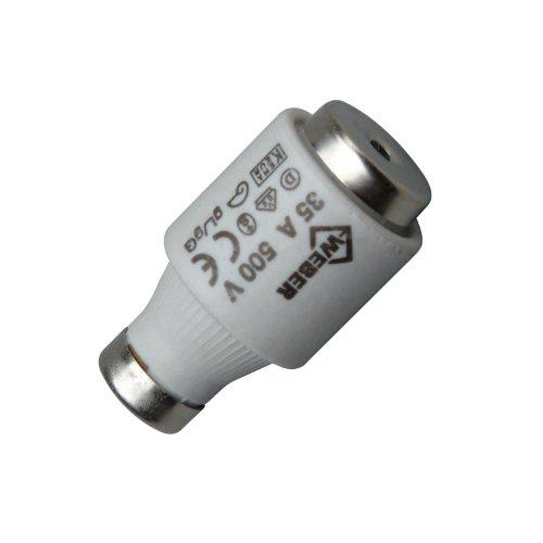 Kopp 325600013 DIAZED-Sicherungseinsatz, 500-250 V, 35 A -