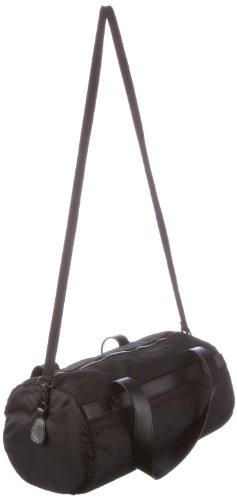 Lacoste New Antares NF0210NA, Borsa donna, 33 x 16 x 18 cm (L x A x P) Nero (Schwarz/black)