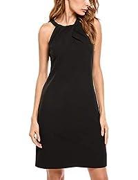 296feccb1de6 Suchergebnis auf Amazon.de für: Meaneor - Kleider / Damen: Bekleidung