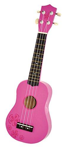 Voggenreiter Verlag Mini-Gitarre (Ukulele) Lady pink