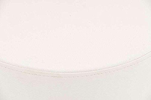 CLP Barhocker WIEN rund weiß – bis 12 Farben wählbar - 4