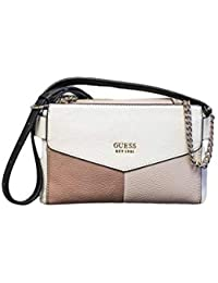GUESS Damen Abendtasche Colette Mini Society Crossbody
