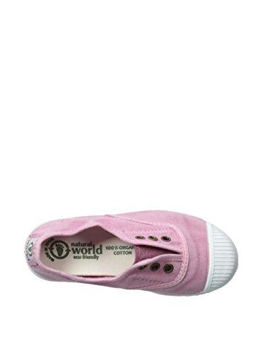 Stoff Schuh Rosa Natural World 102-E ROSA ENZI