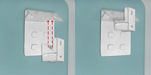 Badezimmerspiegel mit Beleuchtung – Euskirchen 90 cm - 9