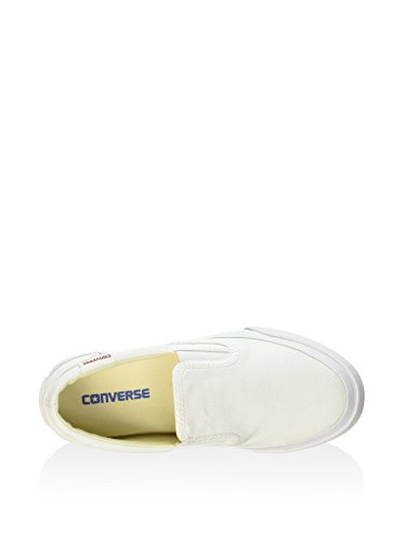 Converse Chucks Kinder 651775C All Star Core Slip Weiss White Natural White White Natural White