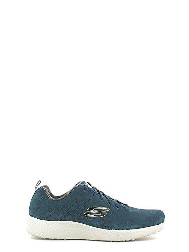 CHAUSSURES SKECHERS NVY 52113 MARINO Bleu
