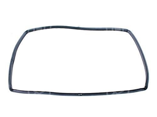 Preisvergleich Produktbild Türdichtung für Unox XF023,  Cookmax 211001 für Dampfgarer,  Heissluftofen Länge 480mm Breite 320mm Befestigung zum Einhängen