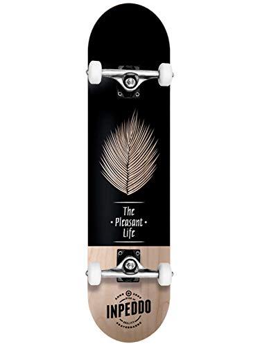"Inpeddo Skateboard Complete Deck Premium Pleasant Life 8.0\"" + Free Tool Compl"