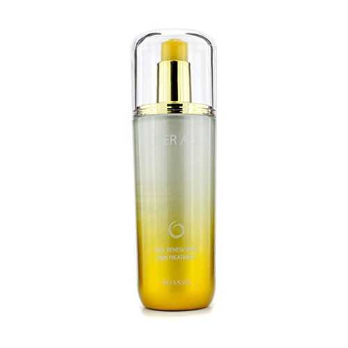 MISSHA Super Aqua Cell Renew Snail Skin Treatment, 1er Pack