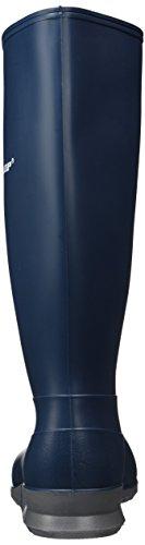 Dunlop K254713.EI PVC SPORT Unisex-Erwachsene Langschaft Gummistiefel Blau (Blau(Blauw) 04)