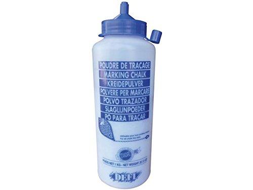 DEFI - DF39991 Kreidepulver, 1 kg, Blau 174386