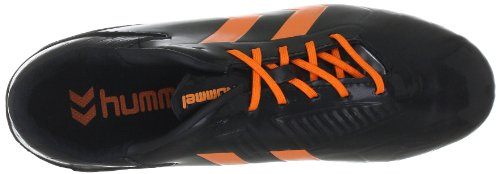 Hummel HUMMEL RAPID BLADE-PU 61-109-2820, Chaussures de football mixte adulte Noir (TR-B2-Noir-260)