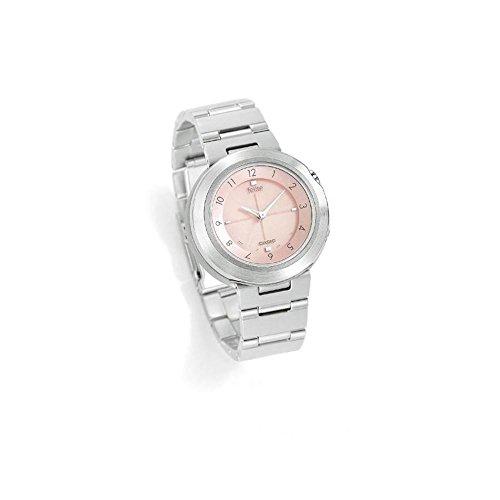 Casio Uhr Damenuhr FELITE Funkuhr LWQ-300DE-9AER NEU 4721
