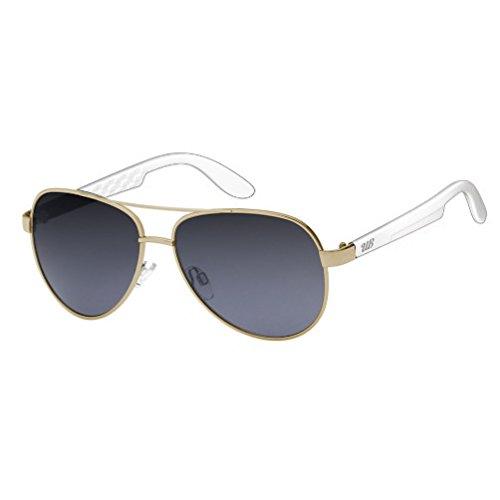 Urban Beach sonnenbrille Damen Rainey gold/weiß