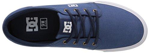 DC TRASE TX SEBL0 Herren Sneakers Navy White