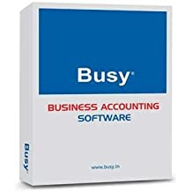 Busy Busy Basic Edition Version 17 Business Accounting Software (CD)
