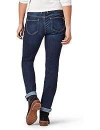 TOM TAILOR Damen Jeanshosen Alexa Straight Jeans